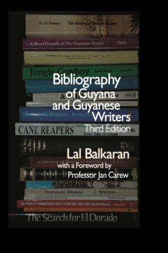 9781592322428: Bibliography of Guyana and Guyanese Writers