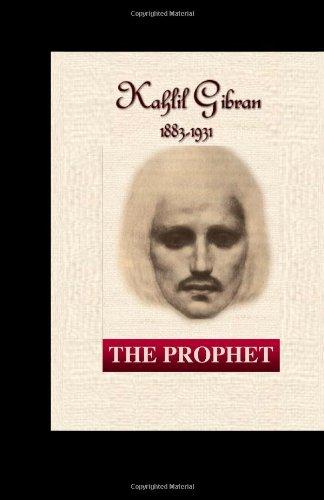 9781592323296: The Prophet