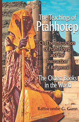 9781592326112: The Teachings of Ptahhotep