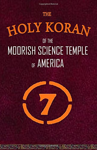 9781592326396: The Holy Koran of the Moorish Science Temple of America
