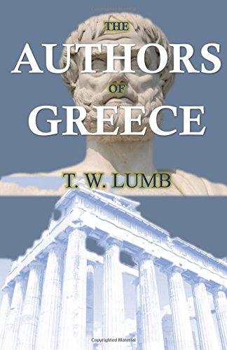 9781592326716: The Authors of Greece
