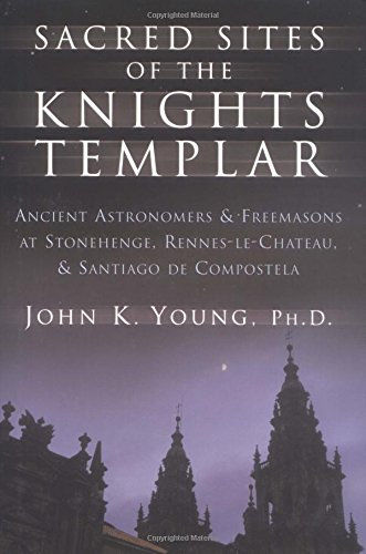 9781592330171: Sacred Sites of the Knights Templar