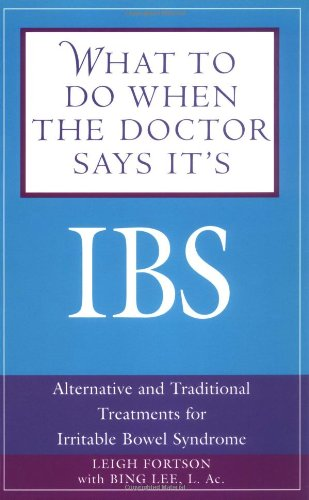 What to Do When the Doctor Says: Lee, Bing