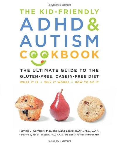 9781592332236: Kid-Friendly ADHD and Autism Cookbook