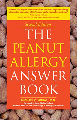 9781592332335: The Peanut Allergy Answer Book: 2nd Edition