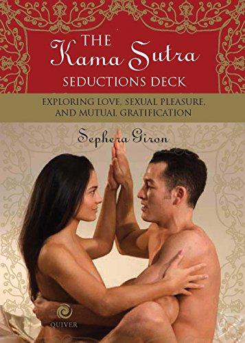 9781592332755: Kama Sutra Seductions Deck: Exploring Love, Sexual Pleasure, and Mutual Gratification