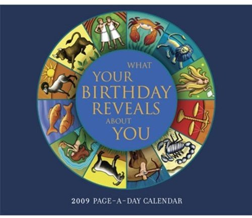 What Your Birthday Reveals about You Calendar: Vega, Phyllis