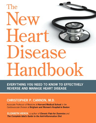 New Heart Disease Handbook Everything You Need to Know to Effectively Reverse & Manage Heart ...