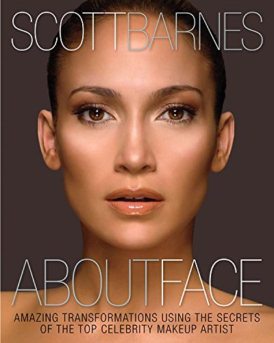 About Face: Amazing Transformations Using the Secrets of the Top Celebrity Makeup Artist 9781592333998 About Face is a compendium of everything make-up artist Scott Barnes has learned during his career working with A-list celebrities inclu