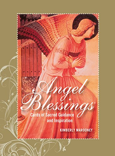 9781592334353: The Angel Blessings Kit, Revised Edition: Cards of Sacred Guidance and Inspiration