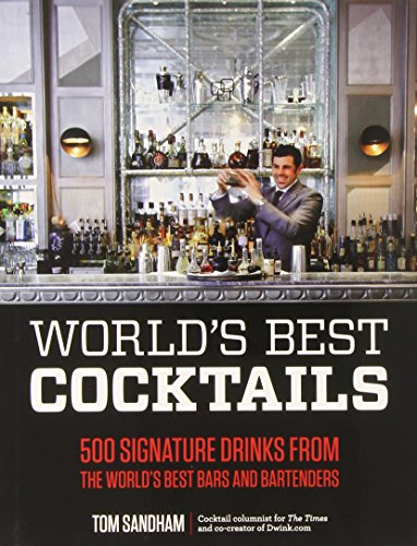 9781592335275: World's Best Cocktails