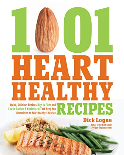 1001 Healthy Heart Recipes