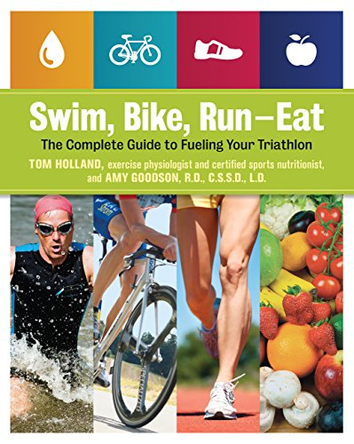 9781592336067: Swim, Bike, Run, Eat: The Complete Guide to Fueling Your Triathlon