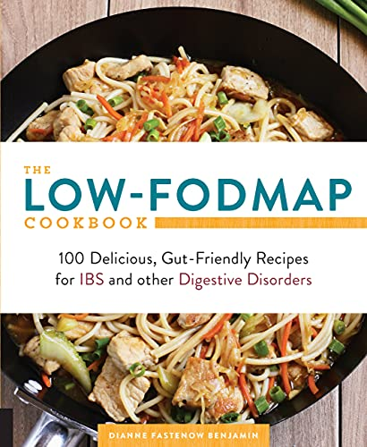 9781592337149: The Low-FODMAP Cookbook: 100 Delicious, Gut-Friendly Recipes for IBS and other Digestive Disorders