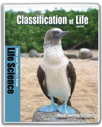 9781592341412: Classification of Life Series Teacher's Guide with DVD