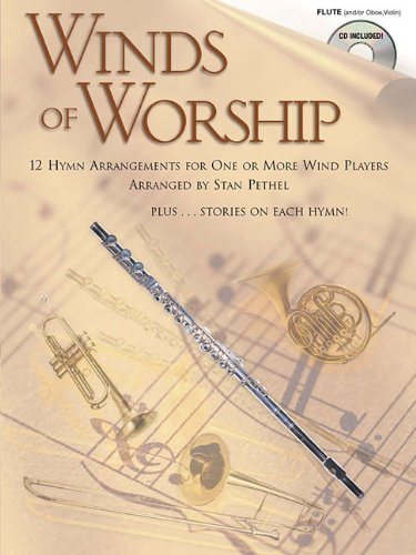 9781592351268: Winds of Worship: Flute