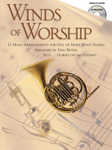 9781592351282: Winds of Worship: French Horn (Winds of Worship (Music Books))