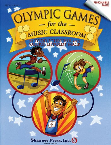 9781592352005: Olympic Games for the Music Classroom