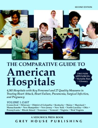 9781592371822: The Comparative Guide To American Hospitals (Comparative Guide to American Hospitals)