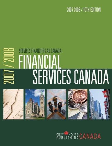Financial Services Canada, 2007/08: Laura Mars-Proietti