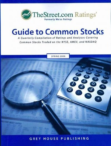 Streetcom Ratings Comm-08 Spr (Paperback): Laura Mars-Proietti