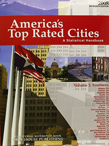 America s Top Rated Citites, 4 Volume Set: A Statistical Handbook (Paperback)