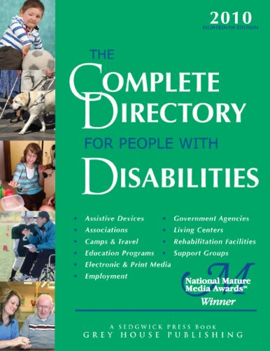 The Complete Directory for People with Disabilities: Laura Mars; House