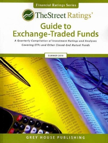 Thestreet Ratings Guide to Exchangetraded Funds Summer 2010 (Paperback): Thestreet Com Ratings