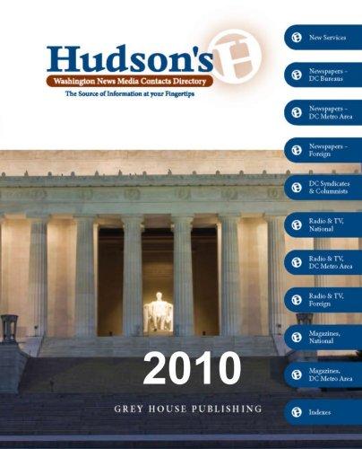 Hudson's Washington News Media Contacts Directory 2010: Laura Mars