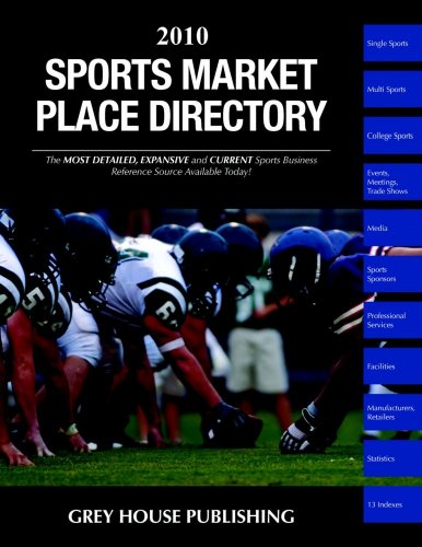 Sports Market Place Directory (Paperback)