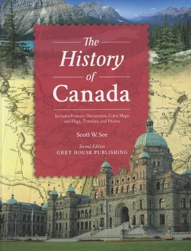 9781592376100: History of Canada, Second Edition
