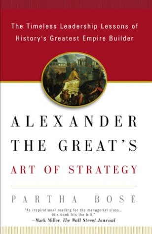 9781592400539: Alexander the Great's Art of Strategy