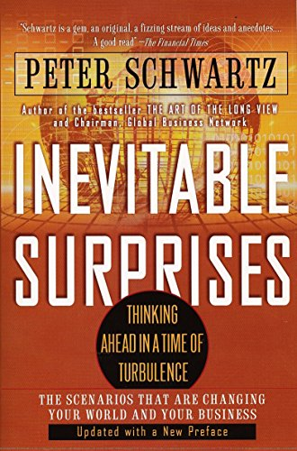 9781592400690: Inevitable Surprises: Thinking Ahead in a Time of Turbulence
