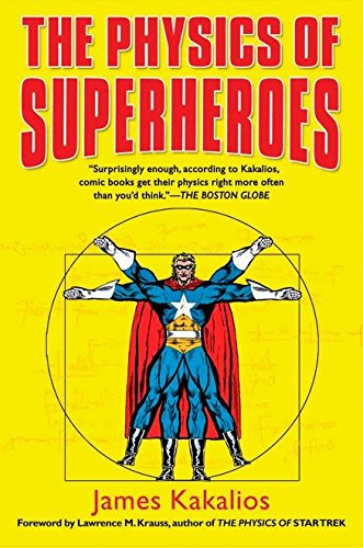 9781592402427: The Physics of Superheroes