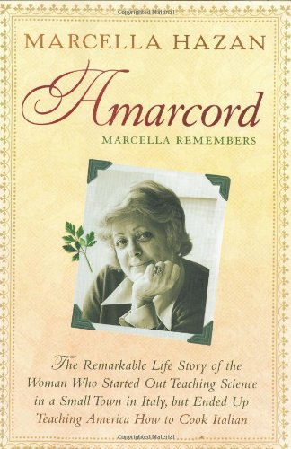 9781592403882: Amarcord: Marcella Remembers