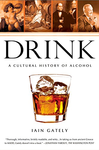 9781592404643: Drink: A Cultural History of Alcohol
