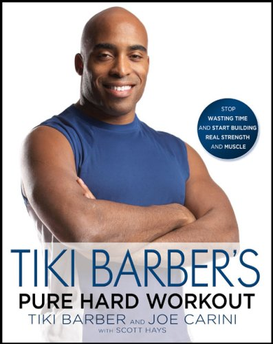Tiki Barber s Pure Hard Workout: Stop: Tiki Barber, Joe