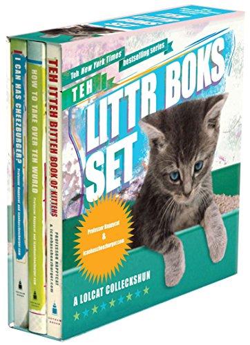 9781592406081: Teh Littr Boks Set: A LOLcat Collekshun