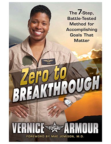 9781592406241: Zero to Breakthrough: The 7-Step, Battle-Tested Method for Accomplishing Goals that Matter