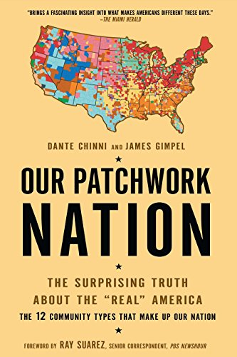 9781592406708: Our Patchwork Nation: The Surprising Truth About the