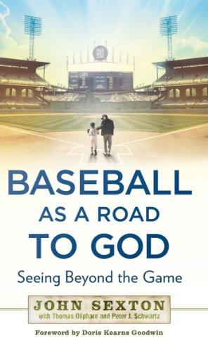 9781592407545: Baseball as a Road to God: Seeing Beyond the Game