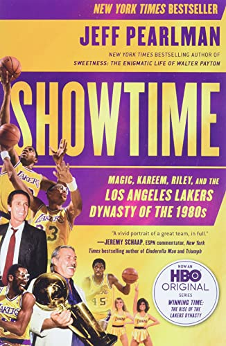 9781592408870: Showtime: Magic, Kareem, Riley, and the Los Angeles Lakers Dynasty of the 1980s
