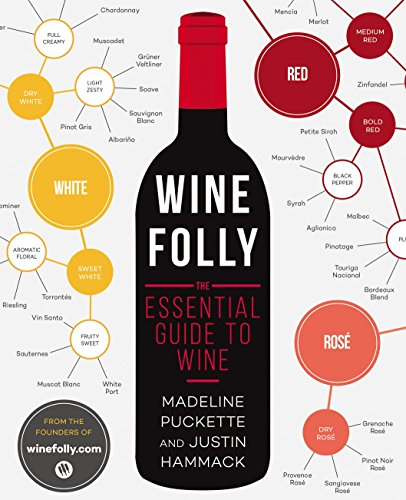 Wine Folly: The Essential Guide to Wine (Paperback): Madeline Puckette