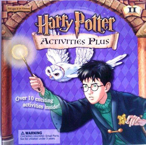 9781592422128: Harry Potter Activities Plus