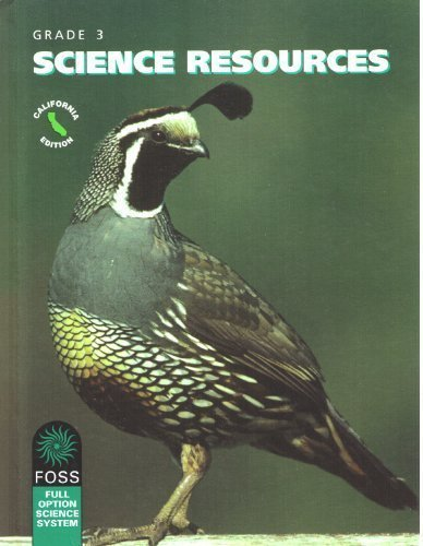 FOSS, Grade 3: Science Resources, California Edition: Lawrence Hall of