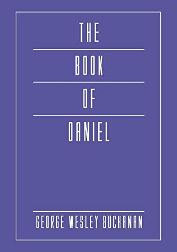 9781592440214: The Book of Daniel: (Mellen Biblical Commentary: Old Testament)