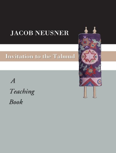 9781592441556: Invitation to the Talmud: A Teaching Book (South Florida Studies in the History of Judaism)