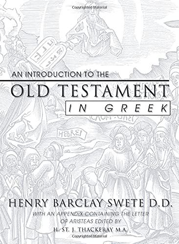 9781592441693: An Introduction to the Old Testament in Greek: