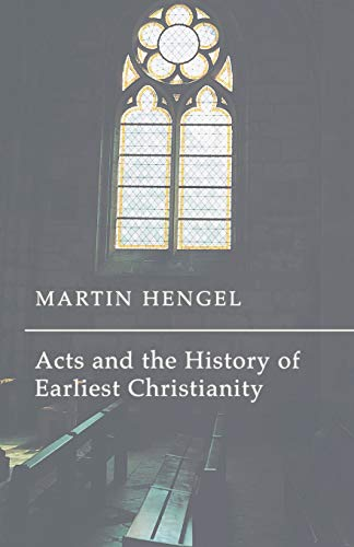 9781592441907: Acts and the History of Earliest Christianity