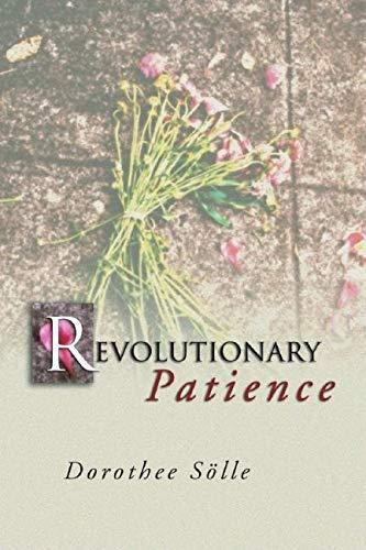 9781592442010: Revolutionary Patience: